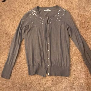 Old Navy Sequined Cardigan